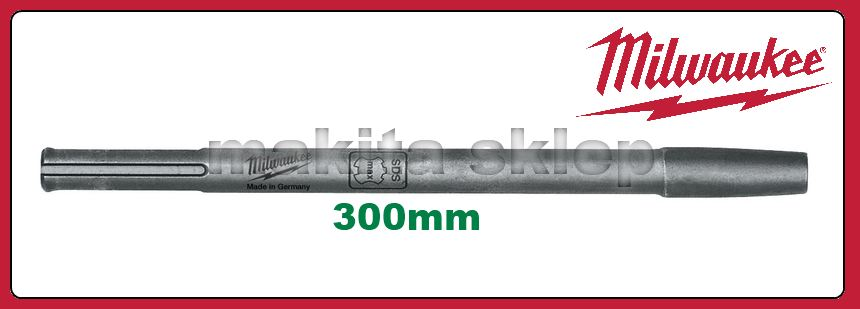 Ekstremalne MILWAUKEE 4932399270 Stopa ubijająca 120mm x 120mm do gruntu i  QY-83