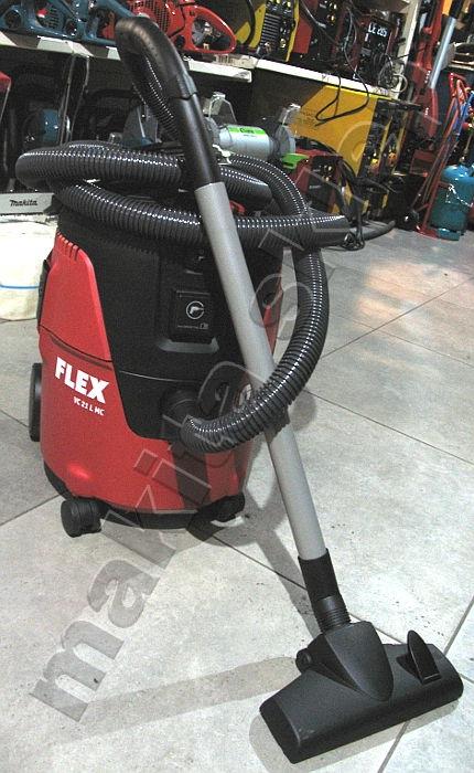 odkurzacz przemysłowy flex vc 21 l