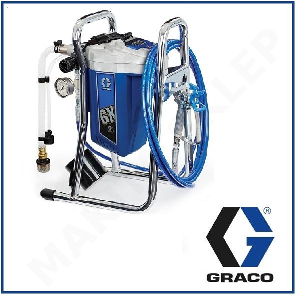 Modne ubrania GRACO GX21 - agregat malarski 207 bar XA48