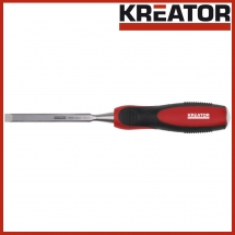 KREATOR KRT461103 Dłuto Stolarskie 10mm Stal 65Mn (do drewna)