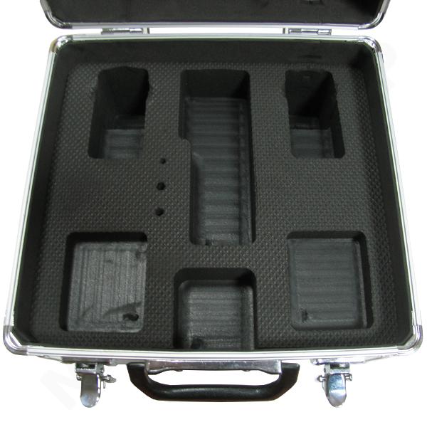 8db390522afa2 MAKITA Walizka aluminiowa na dwie wkrętarki po CLX201X (pasuje do DF331  DF332 TD110)