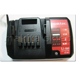 MAKTEC by MAKITA MT070E Akumulatorowa wiertarko wkrętarka 14,4V/1.1Ah Li-Ion 30Nm 10mm